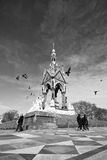 Albert Memorial London Stock Images