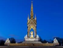 The Albert Memorial in London Royalty Free Stock Image
