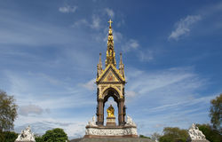 Albert Memorial London Royalty Free Stock Photo