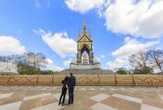 The Albert Memorial Royalty Free Stock Photo