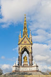 Albert Memorial at London, England Stock Photo