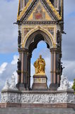 Albert Memorial in London Royalty Free Stock Photo