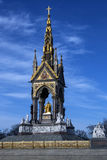 Albert Memorial - London - England Stock Photos