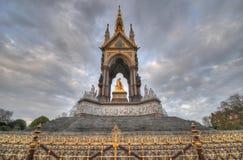 Albert Memorial, London Royalty Free Stock Image