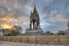 Albert Memorial, London Stock Image