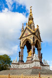Albert Memorial in London Royalty Free Stock Photography