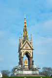 The  Albert memorial. London, UK. Stock Images