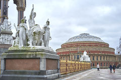 Albert Memorial Stock Photos