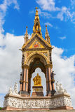 Albert Memorial in London, UK Stock Images