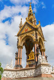 Albert Memorial in London, UK Stock Photos