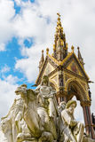 Albert Memorial in London, UK Stock Images