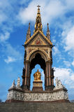Albert Memorial in London, United Kingdom Royalty Free Stock Photography