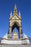 Albert Memorial in London Stock Photos