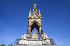 Albert Memorial in London Stock Images