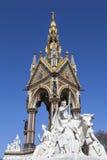 Albert Memorial in London Stock Image