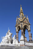 Albert Memorial in London Stock Image