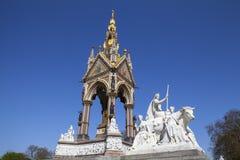 Albert Memorial in London Royalty Free Stock Image