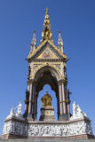 Albert Memorial in London Stock Photos