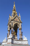 Albert Memorial in London Royalty Free Stock Photos