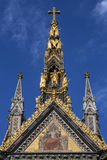 Albert Memorial - Londres - l'Angleterre Photo libre de droits