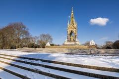 Albert Memorial royal en Hyde Park image stock