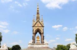 The Albert Memorial Royalty Free Stock Image