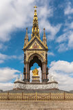 The Albert Memorial Stock Image
