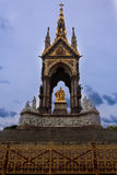 Albert Memorial Statue London Images libres de droits