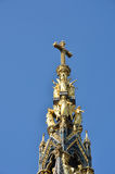 Albert memorial top Royalty Free Stock Photos