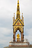 Albert monument in london england  construction Stock Photo