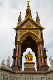 albert monument in london Royalty Free Stock Images