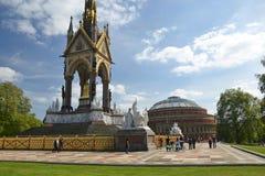Albert Monuments Fotografía de archivo libre de regalías