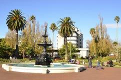 Albert park Auckland - New Zealand stock photos