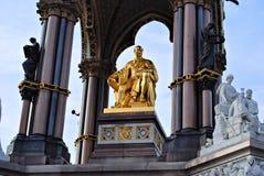 Albert pomnik Zdjęcie Stock