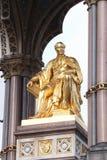 Albert pomnik Obrazy Stock