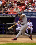 Albert Pujols St Louis Cardinals Arkivbild