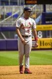 Albert Pujols St Louis Cardinals Arkivfoto