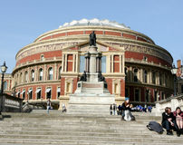 Albert royal Hall Images libres de droits