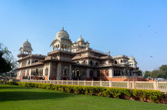 Albert sala muzeum w Jaipur ind zdjęcia stock