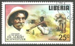 Albert Schweitzer Imagen de archivo