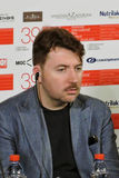 Albert Serra at Moscow International Film Festival Royalty Free Stock Photo