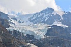 alberta athabasca Canada kanadyjski Columbia sławny lodowa icefield jaspis najwięcej park narodowy Rockies brać Obraz Stock