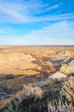 Alberta Badlands Stock Images