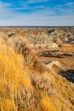 Alberta Badlands Stock Images