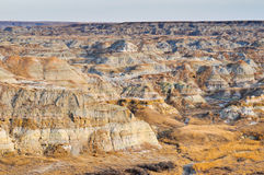 Alberta Badlands Stock Photography