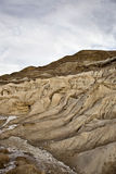 alberta badlands Royaltyfria Foton