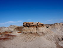 Alberta Badlands And Hoodoos Royaltyfri Bild