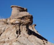 Alberta Badlands And Hoodoos Stock Photography