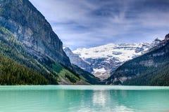 alberta Canada jeziora Louise Zdjęcie Royalty Free