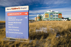 Alberta Children's Hospital Stock Photography
